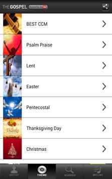 Gospel Cloud(Christian Songs) apk screenshot