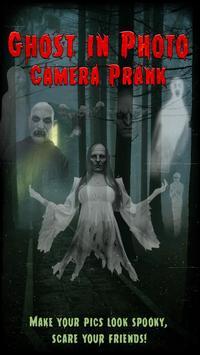 Put Ghosts in Pictures Prank poster