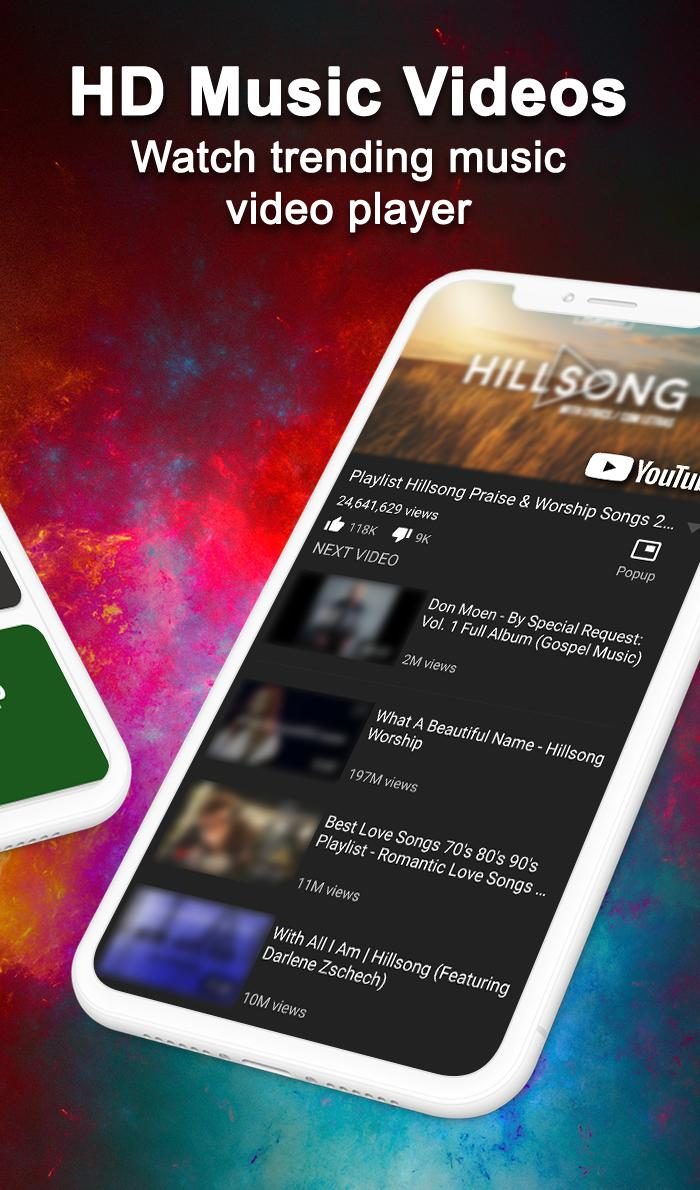 Praise and Worship Songs - Gospel Music Video for Android