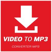 Tube to mp3 free icon