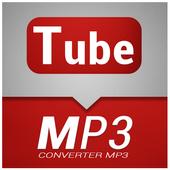 Tube to MP3 icon