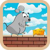 Running Mouse icon