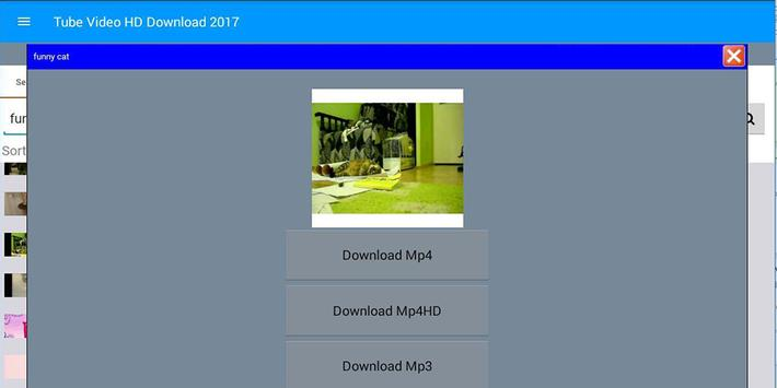 Tube Video HD Download 2017 screenshot 1