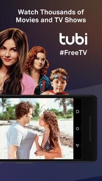 Tubi TV imagem de tela 1