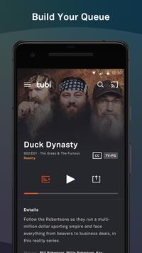 Tubi TV imagem de tela 4