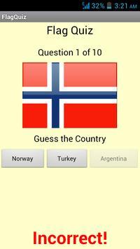 Flag Quiz screenshot 2