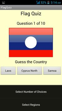 Flag Quiz screenshot 3