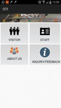 DGTA One Touch Info (OTI) screenshot 2