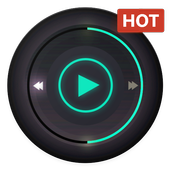 Video Player & Downloader - HD 4k Player icon