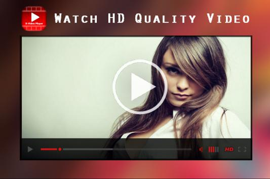 XX Video Player - 4k MX Player, HD MAX Player apk screenshot