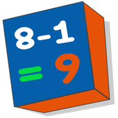 Math Game Plus - Game for kids ,  quick thinking icon