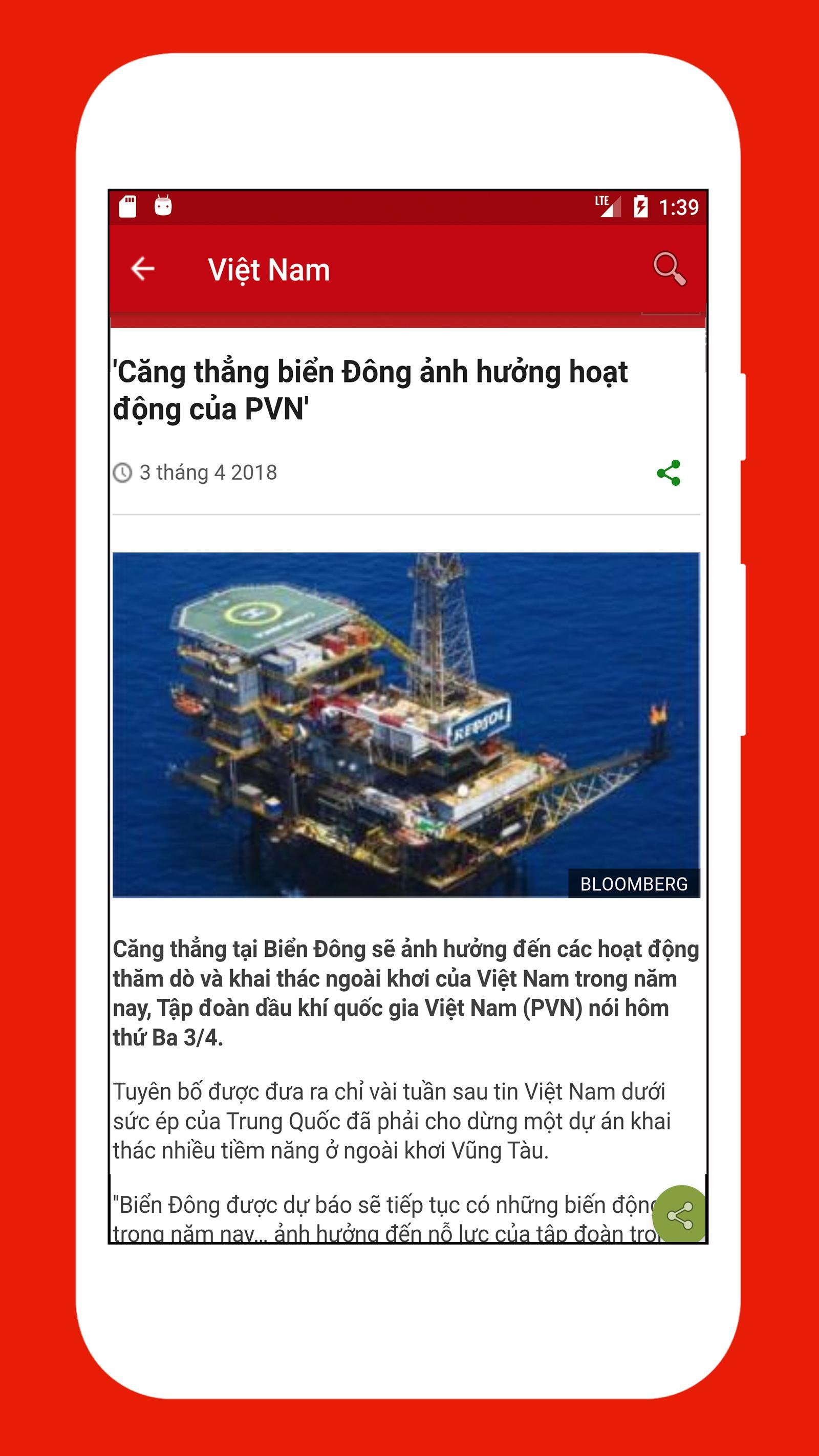 BBC VietNam News - BBC Tieng Viet for Android - APK Download