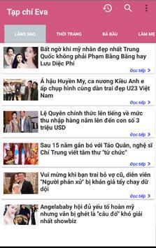 Doc Bao Eva - Tin tuc tong hop The Gioi Phu Nu screenshot 3