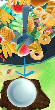 Drop with spoon!  (jungle restaurants for animals) screenshot 1