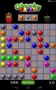 Cheeky Balls apk screenshot