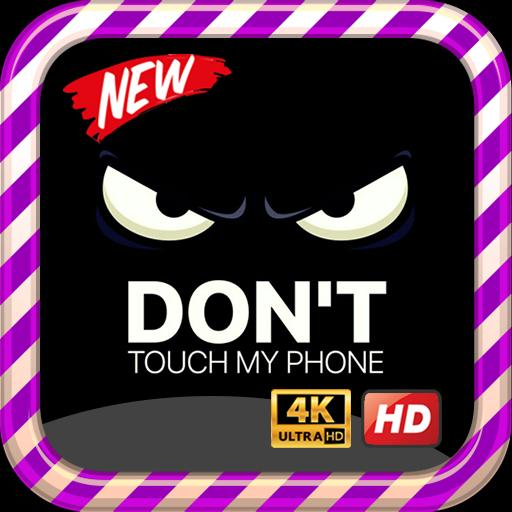 Don T Touch My Phone Wallpaper 3d Live For Android Apk