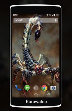 Scorpion King Wallpaper HD screenshot 2