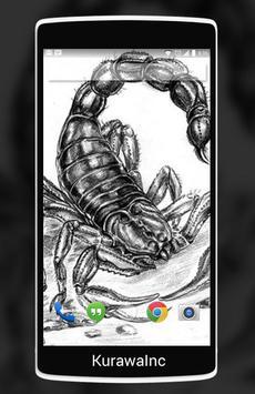 Scorpion King Wallpaper HD screenshot 3