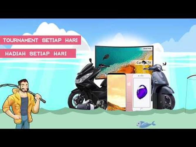 Jackpot Fishing Mancing Online Berhadiah Apk 1 52 Download For Android Download Jackpot Fishing Mancing Online Berhadiah Apk Latest Version Apkfab Com