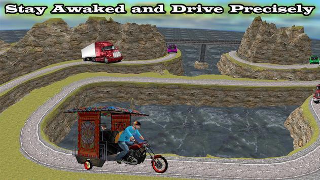 Off-Road Auto Tuk Tuk Ride Sim apk screenshot