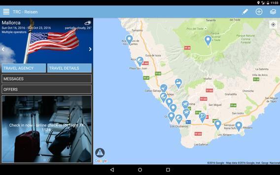 TUI ReiseCenter: TRC - Reisen apk screenshot