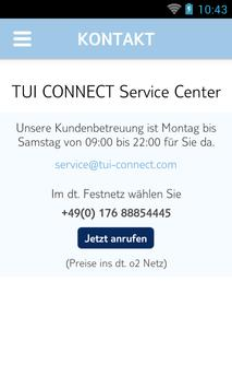 TUI CONNECT. Talk. Surf. Smile screenshot 2