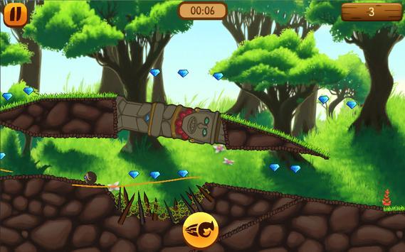 Armadillo Adventure apk screenshot