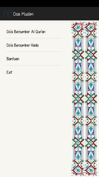 Doa Muslim screenshot 1