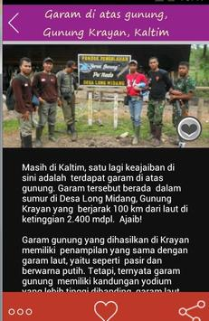 tujuh keajaiban indonesia screenshot 1