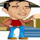 Jokowi Adventure icon