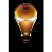 Flashlight Iron Man icon