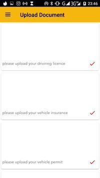 Tule Taxi - Driver's App screenshot 2