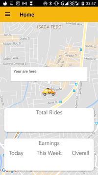 Tule Taxi - Driver's App screenshot 4