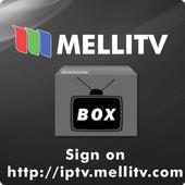 MelliTV Box - Farsi(Persian)TV icon