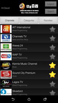 AfrikaSTV - ASTV screenshot 1