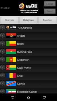 AfrikaSTV - ASTV screenshot 2