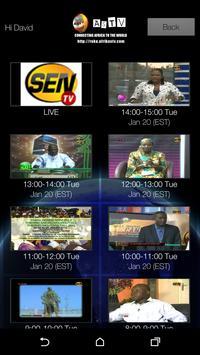 AfrikaSTV - ASTV screenshot 4