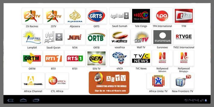 AfrikaSTV - ASTV screenshot 5