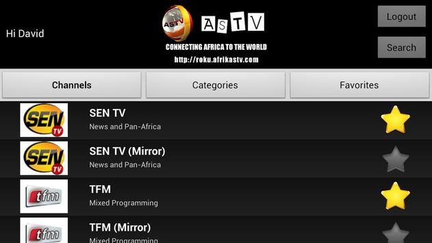 AfrikaSTV - ASTV screenshot 6
