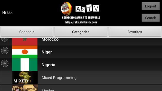 AfrikaSTV - ASTV screenshot 7
