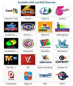 HonduTV screenshot 6