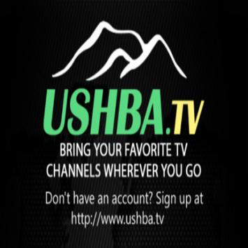USHBA IPTV apk screenshot