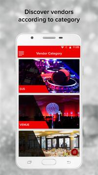 TuliA Event Planning App – Make Any Event Special screenshot 5