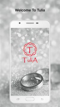 TuliA Event Planning App – Make Any Event Special poster