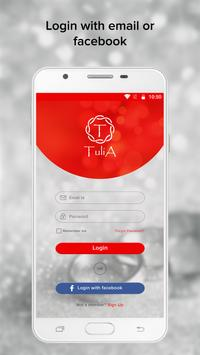 TuliA Event Planning App – Make Any Event Special screenshot 2