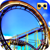 Roller Coaster VR: Ultimate Free Fun Ride icon