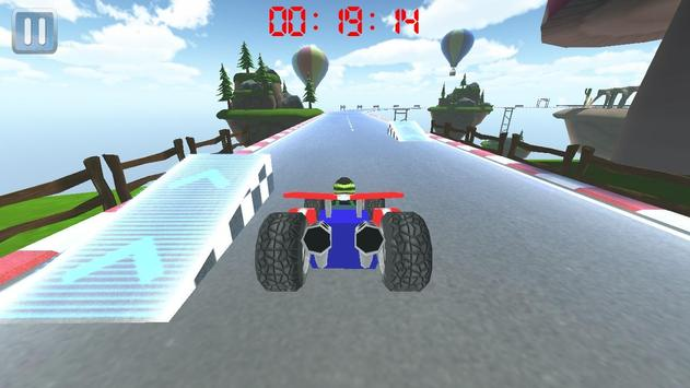 Speed Stunt Race : Sports Car poster