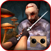 VR Zombies Warrior Shooter icon