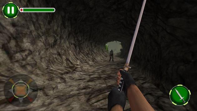 VR Zombies Warrior Shooter screenshot 4