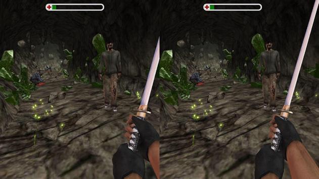 VR Zombies Warrior Shooter screenshot 5
